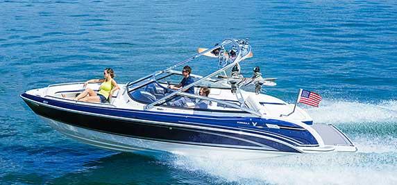 BR 240 Formula Bowrider Tekne