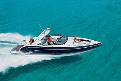 FORMULA 350-CBR Bowrider tekne