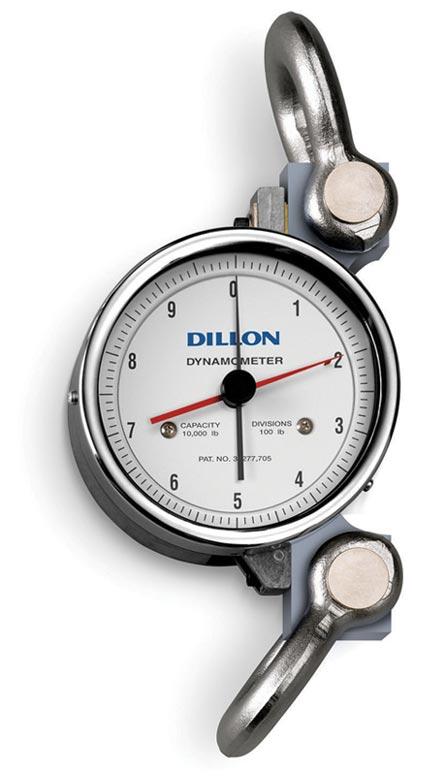 Mekanik Dinamometre Dillon-AP