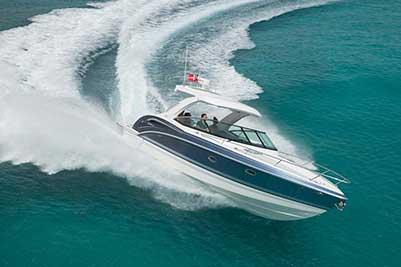 Spor tekne motoryat Formula 350-SS