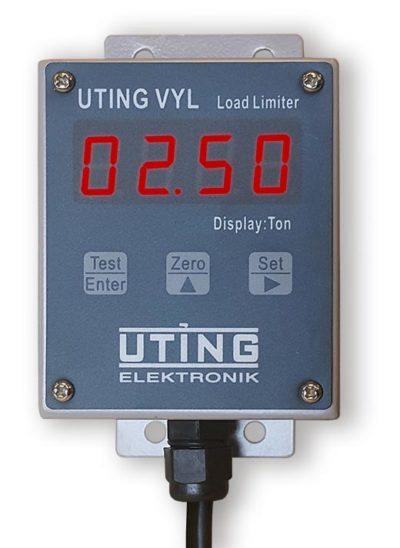 Vinç yük limitörü 10 Ton sınırlayıcı